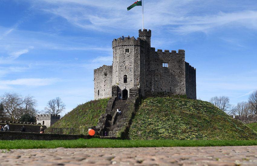 Cardiff Castle 2