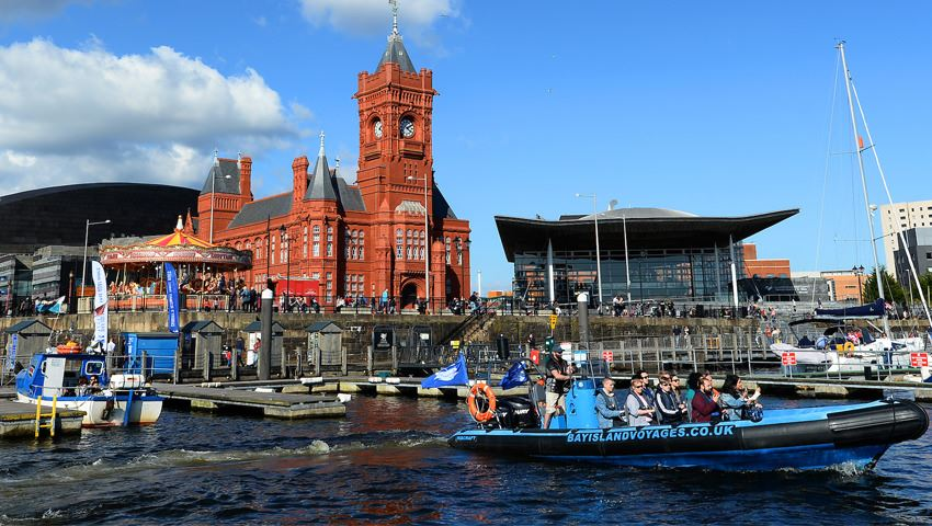 The Pierhead