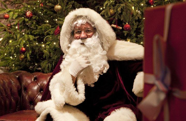 Santa's Victorian Christmas