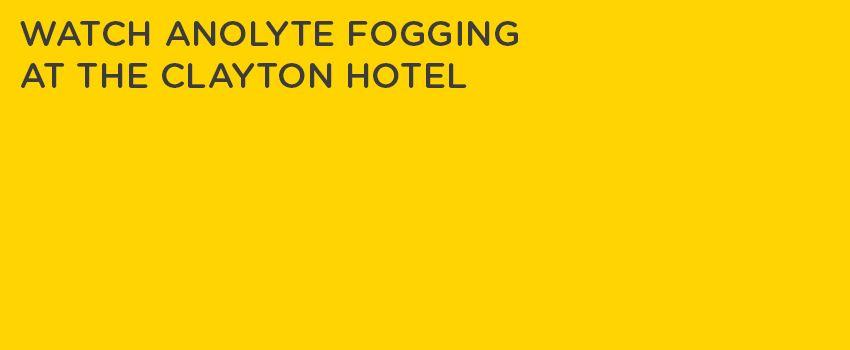 Anolyte Fogging