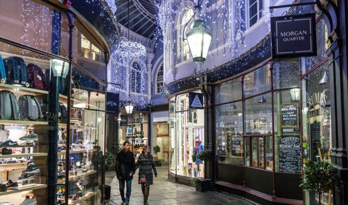 Christmas Arcades