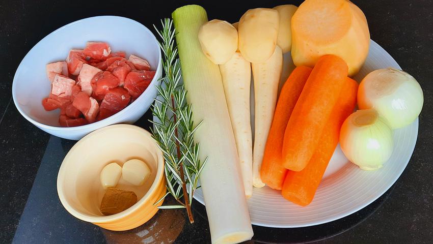 Cawl - Ingredients